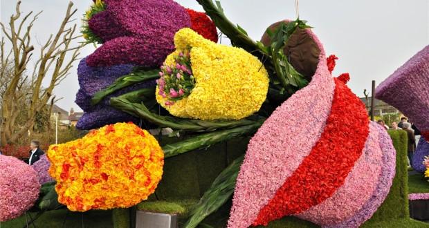 Цветочный фестиваль в Таиланде