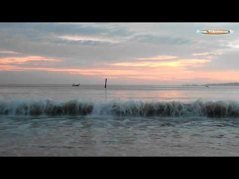 Андаманское море, пляж в Краби, Тайланд