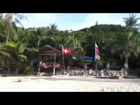 Пляж тайланда