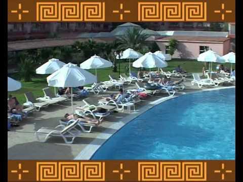Промо-ролик отеля Selge Beach