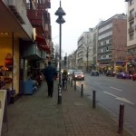 Архитектура города Майнц в Германии