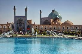 Шахская мечеть в Исфахане