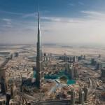 Башня Бурдж-Халифа — чудо архитектуры Дубай