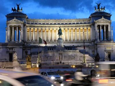 Рим – вечный город на семи холмах