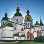 Софиевский Собор в Киеве — прекрасная архитектура