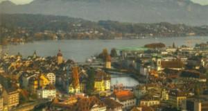 Классическое путешествие из Женевы в Цюрих