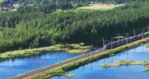 Большая вода Карелии: сплавы на рафтах