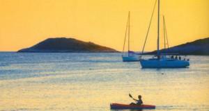 На Каяке по Элафитским островам