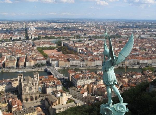 Лион Франция