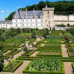 Франция — Замок Виландри