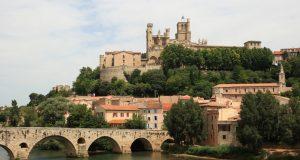 Франция — город Безье
