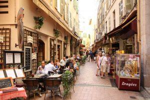 город Мужен, Франция