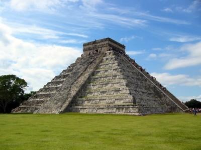 Чичен-Ица. Мексика