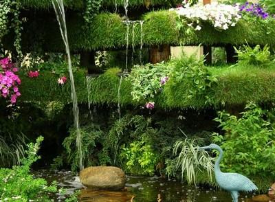 Чудо света – висячие сады Семирамиды