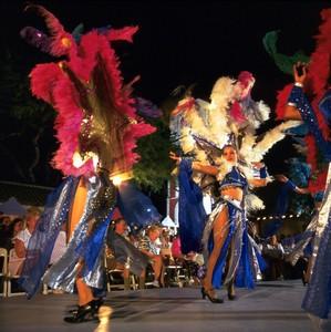 Достопримечательность Гоа - прекрасный карнавал