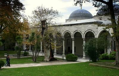 Дворец Топкапы в Стамбуле - история и достопримечательности