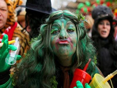 Кельнский карнавал - удивительный праздник