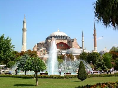 Собор Айя-София в Стамбуле