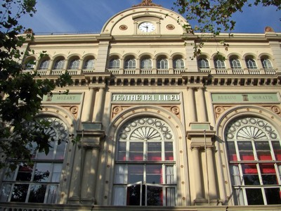 Театр Лисеу
