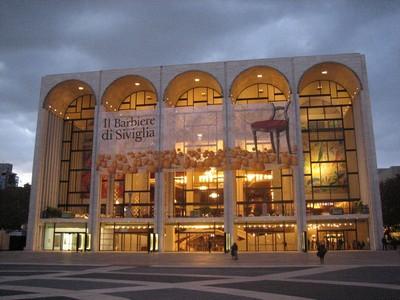 Театр Метрополитен опера