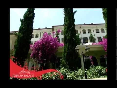 WOW Topkapi Palace 5* ЛУЧШИЕ ОТЕЛИ ТУРЦИИ