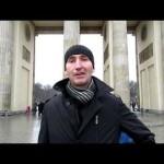 IWOWWE в Германии. Бранденбургские ворота