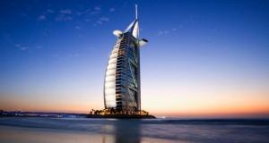 Отель «арабская башня» в Дубае