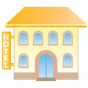 Отель Новый Берег