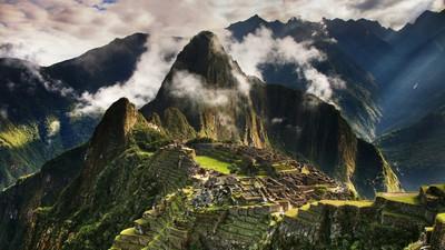 Город инков – Мачу-Пикчу
