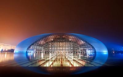 Государственный большой театр Пекина